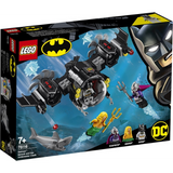 Batman Batsub and the Underwater Clash - 76116