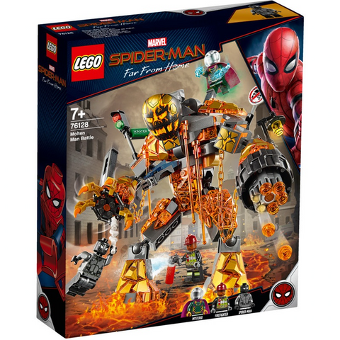 Molten Man Battle - 76128