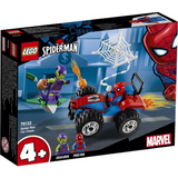 Spider-Man Car Chase - 76133