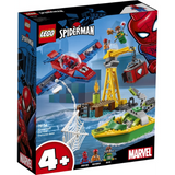 Spider-Man Doc Ock Diamond Heist - 76134