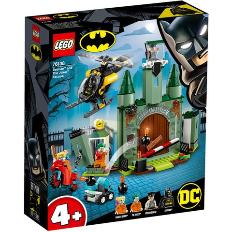 Batman and the Joker Escape - 76138