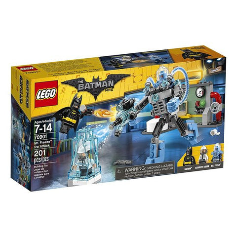 LEGO Batman Movie Mr Freeze Ice Attack - 70901
