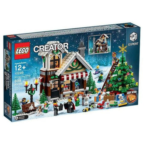 LEGO Creator Winter Toy Shop - 10249