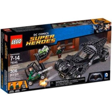 LEGO Super Heroes Kryptonite Interception - 76045