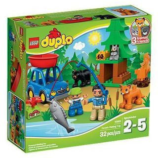 LEGO DUPLO Forest Fishing - 10583