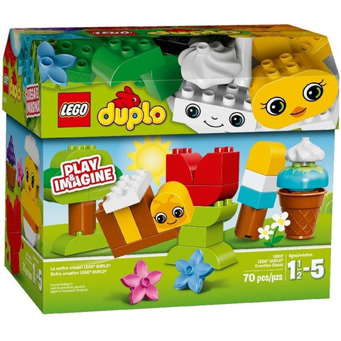 LEGO DUPLO Creative Chest - 10817