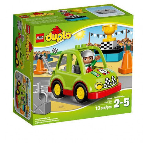 LEGO DUPLO Rally Car - 10589