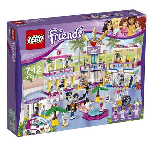 LEGO Friends Heartlake Shopping Mall - 41058