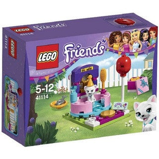 LEGO Friends Party Styling - 41114