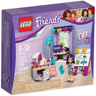 LEGO Friends Emma's Creative Workshop - 41115