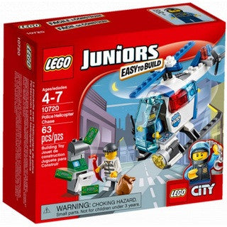LEGO Juniors Police Helicopter Chase - 10720