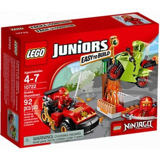 LEGO Juniors Snake Showdown - 10722