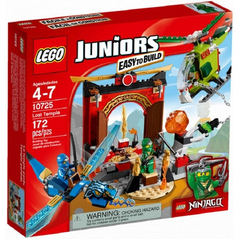 LEGO Juniors Lost Temple - 10725