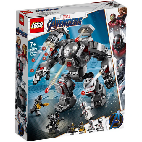 War Machine Buster - 76124