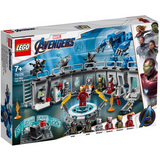 Iron Man Hall of Armor - 76125