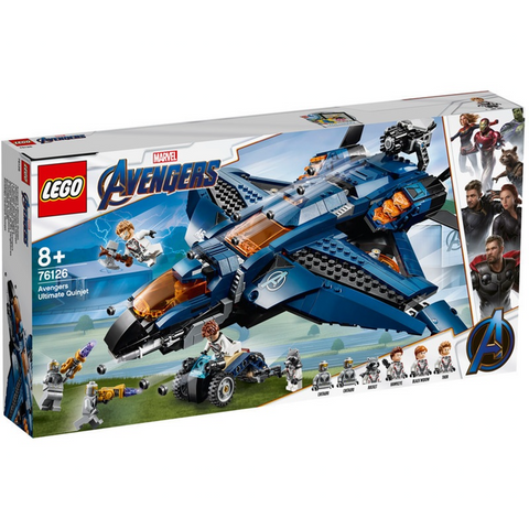 Avengers Ultimate Quinjet - 76126