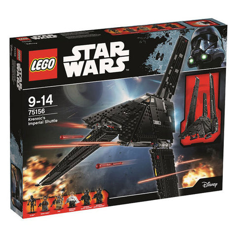 LEGO Star Wars Krennic's Imperial Shuttle - 75156