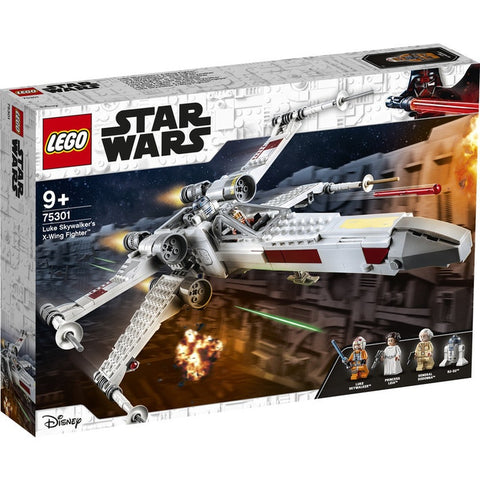 Luke Skywalker's X-Wing Fighter-75301