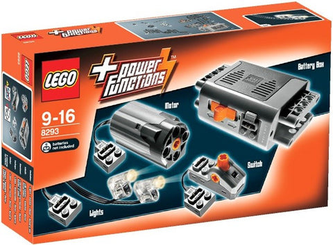 LEGO Technic Power Functions Motor Set - 8293