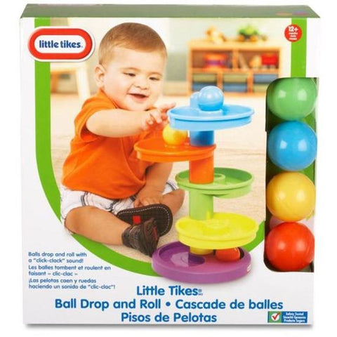 Little Tikes Little Tikes Ball Drop and Roll 635007m