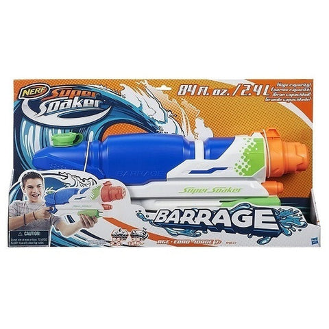 Nerf Nerf Super Soaker Barrage a4837as