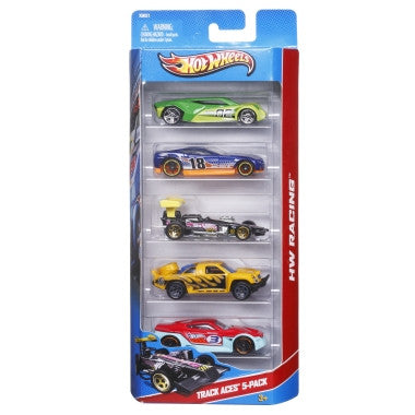Hotwheels Hot Wheels 5 Pack 1806