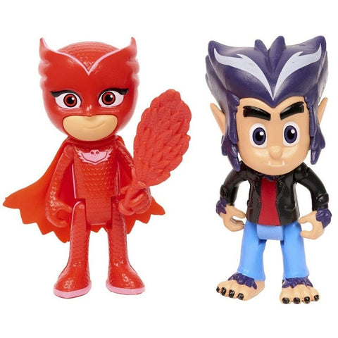 PJ Masks Hero vs Villain - Owlette & Howler
