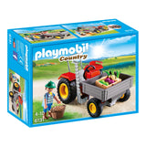 Playmobil Harvesting Tractor - 6131 906131