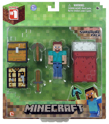 Minecraft Survival Pack 16450hw
