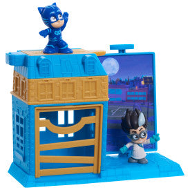 PJ Masks Trap & Escape-Catboy & Romeo