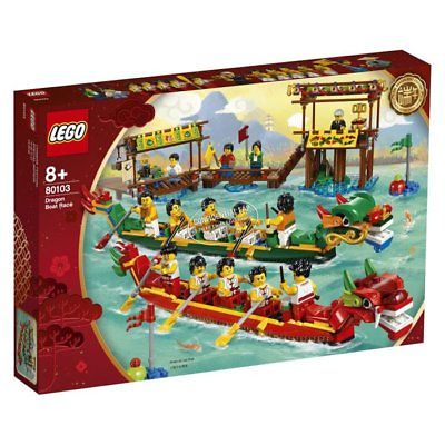 Dragon Boat Race - 80103