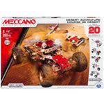 Meccano Desert Adventure 20 Model Set m6306