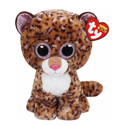 TY Beanie TY Beanie Boo Patches Leopard 37177