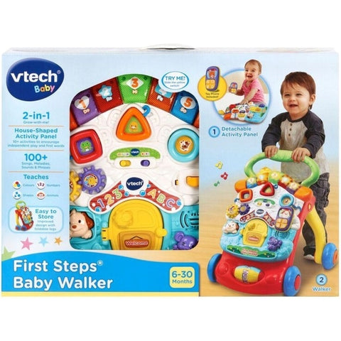 First Steps Baby Walker (New)