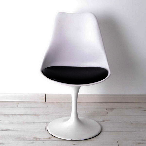 Tulip Chair Replica tulip office chair on wheel replica | unicahome