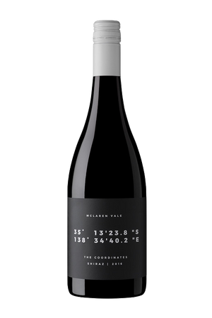 The Coordinates Range McLaren Vale Shiraz 2016 - 6 Bottles