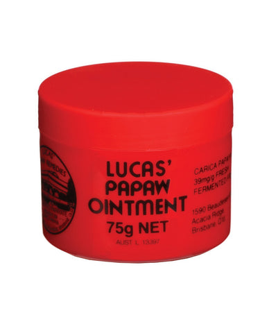 LUCAS Papaw Ointment 75g