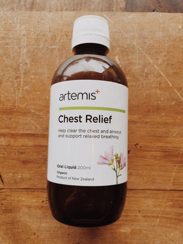 ARTEMIS Chest Relief 200ml