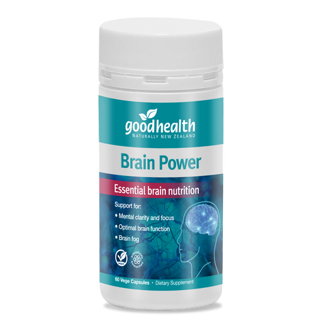GHP Brain Power 60vCaps