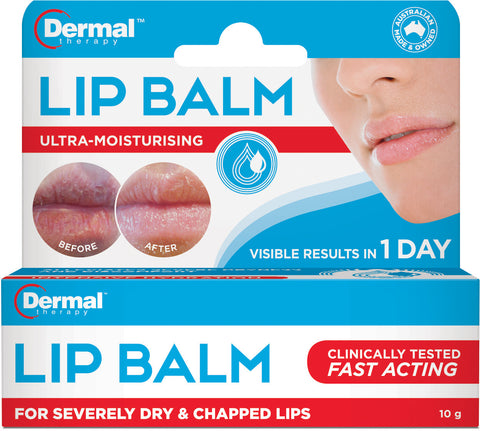 DERMAL THERAPY Lip Balm Tube 10g