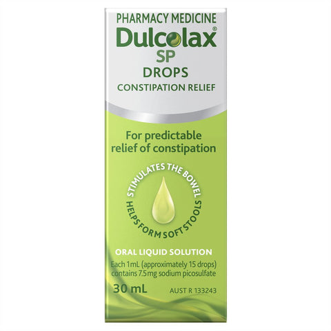 Dulcolax SP Drops 7.5mg Liq 30ml