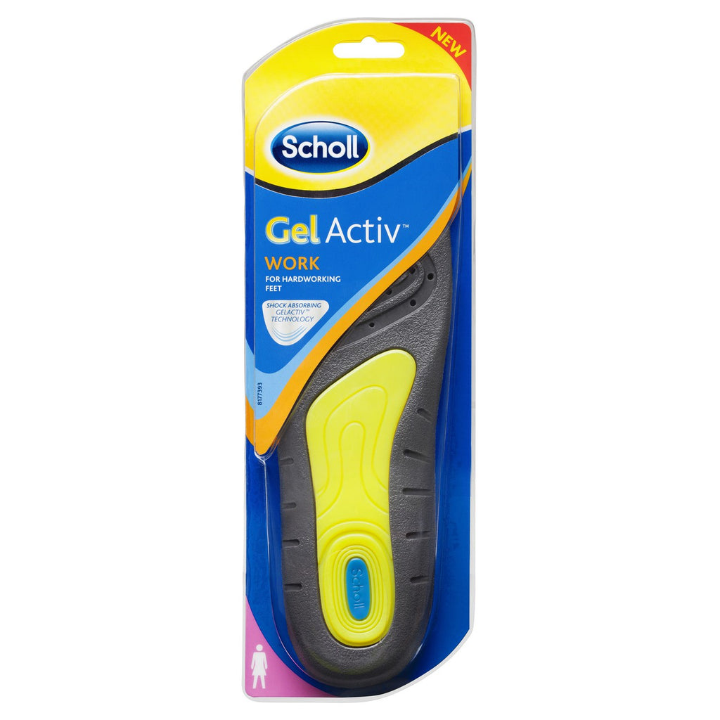 SCHOLL Gel Activ Work Women