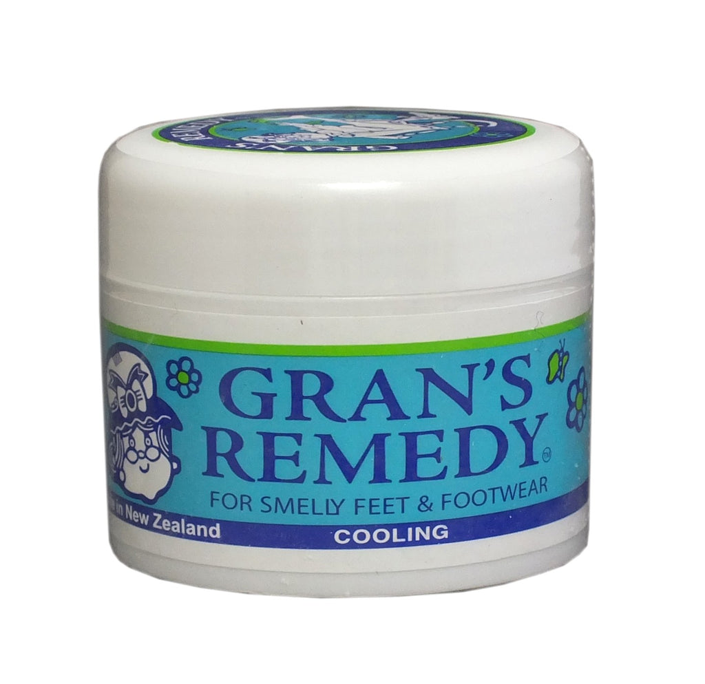 GRANS Remedy Cooling Foot Pwd 50g