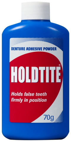HOLDTITE Denture Hold Powder 70g