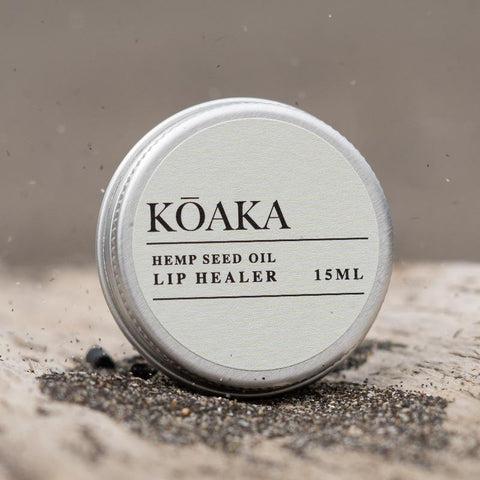 KOAKA Hemp Seed Oil Lip Healer 15ml