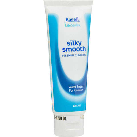 Ansell Lifestyles Silky Smooth 100g