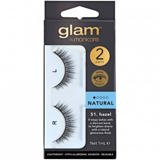 M'CARE GlamPro Willow Mag. Lash Nat