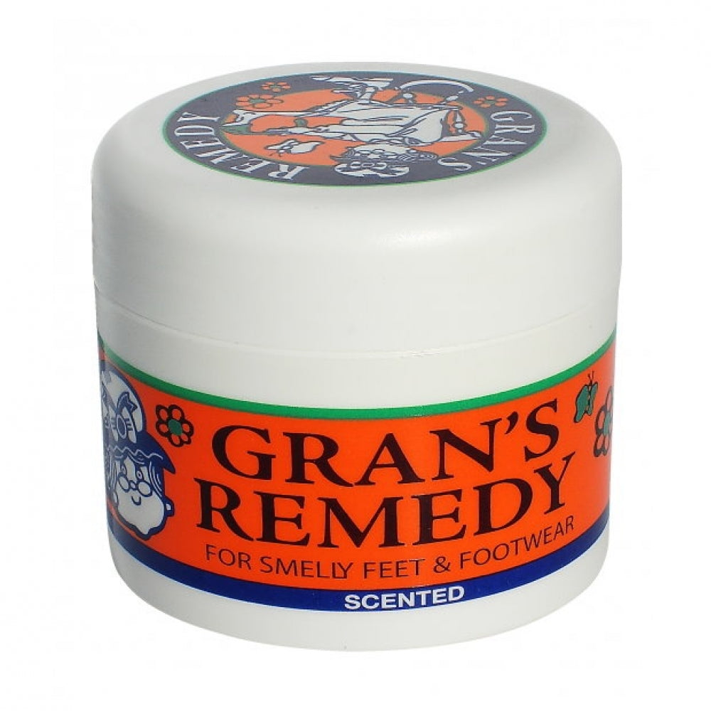 GRANS Remedy Scented Foot Pwd 50g