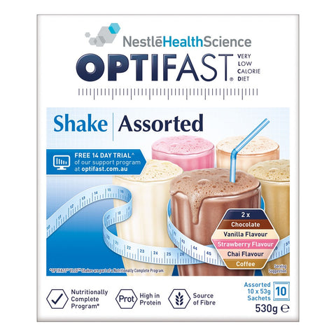 OPTIFAST VLCD Shake 10x53g 12327837