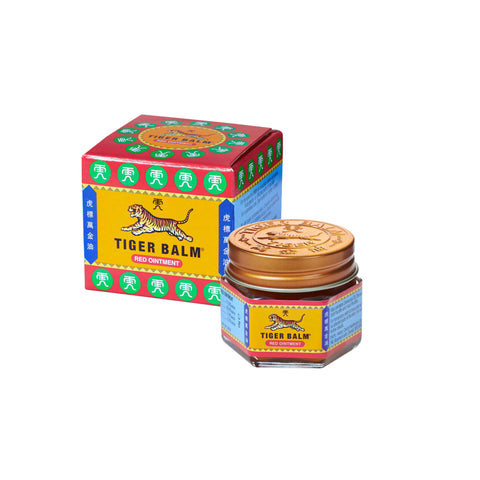 TIGER Balm Red Extra Strength 18g
